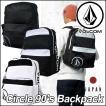 volcom JapanLimited ボルコム リュック メンズ 新作 Circle 90's Backpack デイパック VOLCOM ヴォルコム バックパック  バッグ /【返品種別SALE】