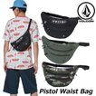 volcom ボルコム ウエストバッグ Pistol Waist Bag japan D65119JC 【返品種別OUTLET】