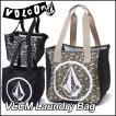 VOLCOM JAPAN LIMITED ボルコム スノー 15-16 スノーボード 日本限定 VLCM Laundry Bag ランドリーバッグ  メール便不可【返品種別SALE】