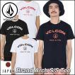 VOLCOM ボルコム tシャツ メンズ Japan LimitedBrand Arch SS Tee 半そで ヴォルコム メール便可【返品種別SALE】