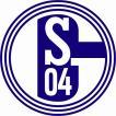 st177  シャルケ エンブレム型ステッカー