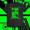 Smart Mark Video Tシャツ「SMV スマートマークビデオ King Of The Indies Tシャツ Imported from IWTV」米インディープロレスTシャツ