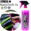 RIDEZ MUC-OFF マックオフ・ナノテク・バイククリーナー 1L マックオフ・ナノテク・バイククリーナー 1L  メンテナンス 洗浄液 バイク用品 洗車