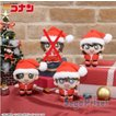 名探偵コナン キーチェーンマスコット クリスマス2020 3種セット(世良なし)