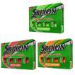 2021 スリクソン SOFT FEEL BRITE マットカラー ゴルフボール 1ダース (12球入り) US仕様「メール便不可」「あすつく対応」