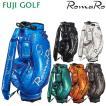 ゴルフ キャディバッグ RomaRo ロマロ PRO MODEL CADDIE BAG 9.5 プロモデル キャディーバッグ 9.5 2019年モデル
