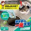 排水管の一発洗浄 石けんタイプ 台所 水まわり 排水口 排水管 ぬめり 詰まり 大掃除
