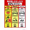 つくし 熱中症対策ポスター D  P-91D (2017A)