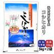 コシヒカリ 米 お米 白米10kg 小分け (5kg×2袋) 令和1年産 福島県中通り産