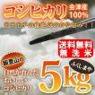 平成30年度 無洗米 会津産 コシヒカリ 5kg