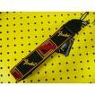 Fender(フェンダー) / Monogrammed Straps (モノグラムストラップ) /  Black/Yellow/Red