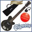 PIGNOSE / PGG-200FM-SBK ・ピグノーズの限定生産!「フレイム・トップ&シースルー」登場!(シースルー・ブラック)