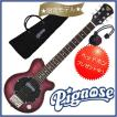 PIGNOSE / PGG-200FM-SPP ・ピグノーズの限定生産!「フレイム・トップ&シースルー」登場!(シースルー・パープル)
