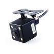 超小型バックカメラ CCD暗視 4LED内蔵 ガイドライン付 防水仕様 BK006