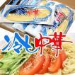 冷し中華 乾麺 お試し7食 (1食/125円)(麺100g・スープ・ふりかけ付)ネコポス対応