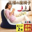 ビーズクッション ビーズチェア 王様の座椅子