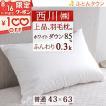 西川産業 東京西川 羽根まくら フェザーピローカセットCQ2003/43×63cm枕(大人サイズ)