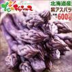 【予約】 アスパラ パープルアスパラ 北海道産 600g (S-Mサイズ混合) アスパラガス ギフト グルメ 送料無料 お取り寄せ