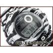 G-SHOCK Gショック カシオ ホワイト&ブラックシリーズ タイガーカモ 限定 デジタル 腕時計 ブラック ホワイト GD-X6900BW-1
