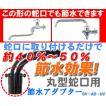 節水アダプター丸型蛇口用 SV-AD-UV 送料無料