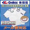 体操服 ギャレックス正規品 2本線 クルーネック体操着 半袖 3L 大きなサイズ