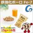 ☆ガレノス 鉄強化ボーロ Fe-7 15g×16包/袋 _884880231