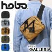 ホーボー バッグ hobo ウエストバッグ BALMAT Waist Bag ボディバッグ アライテント HB-BG8001 メンズ レディース