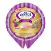 明治 メイバランスカップゼリー ぶどう味 58g×24