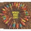 hitomi/WORLD!WIDE!LOVE!(CD)