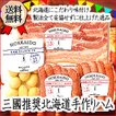 北海道産 三國シェフ推奨の手作りハムギフトセット 贈答品 お歳暮 贈り物 グルメ ベーコン チーズ