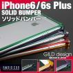 ギルドデザイン iPhone6sPlus ソリッドバンパー エヴァンゲリオン アルミスマホケース iPhone6Plus