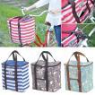 ショッピングバッグ 折り畳み サイクル プラス 自転車用 かごバッグ 買い物バッグ エコバッグ