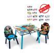 デルタ Delta テーブル & チェア 2脚 セット Table & Chair Set 子供部屋 キッズ 机 イス 木製 椅子