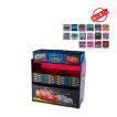 デルタ Delta おもちゃ箱 子供部屋 収納ボックス マル...