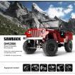送料無料 ラジコンカー オフロード SAWBACK Gmade ジーメイド GS01 GM52000 4WD 1/10 スケールトラックキット