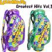 【代引き発送不可】 LOUDMOUTH ラウドマウス  LM-CB0001/LTD Greatest Hits キャディバッグ