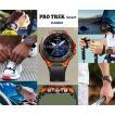 カシオ プロトレック スマートウォッチ PROTREK Smart 腕時計 GPS搭載 ウェアラブル端末 WSD-F20-RG オレンジ【国内正規品 新品 保証書付き】