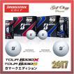 2017年モデル BRIDGESTONE GOLF  ブリジストンゴルフ ゴルフボール TOUR B330シリーズ Bマークエディション 1ダース ※即納商品