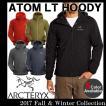 男性用 軽量 中綿ジャケット アークテリクス ARC'TERYX ATOM LT HOODY アトム LT フーディー メンズ ウィンドジャケット 14644