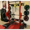 ROGUE トレーニングマシン 折り畳みタイプ パーソナルジム 健康 マッスル 筋肉 美容 バーベル【新品】