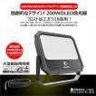 LED投光器 50W 500W相当 12V 24V LEDライト 集魚灯 ワークライト 作業灯 船舶用 駐車場 昼白色 防水 一年保証 DC50W