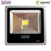 ポイント5倍 LED投光器 30W 300W相当 昼光色 広角 集魚灯 作業灯 防犯灯 駐車場灯 防水 一年保証 LD105