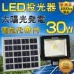 送料無料 LED投光器 30W 300W相当 センサーライト 人感 防犯 外灯 駐車場灯 屋外 防雨 防災グッズ 一年保証