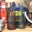 ガラスボトル 花瓶 ガーデニング カントリー雑貨