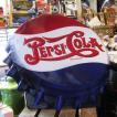 ブリキ看板 ペプシコーラ インテリア Pepsi アメリカン雑貨