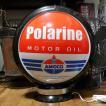 ガスランプ Polarine AMOCO インテリア ネオンサイン アメリカン雑貨