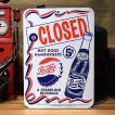 オープン&クローズ サインボード ペプシコーラ アメリカ雑貨