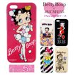 BettyBoop ベティブープ i-phone ケース BE55-IPHONE 5柄