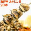 あかにし貝 20串 海鮮串(BBQ バーベキュー)