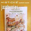 MISTICKS ミスティックス Sachet Scent サシェ セント (香り袋)Jazzberries(ジャズベリー)
